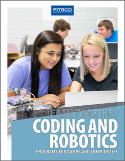 LEARN TOGETHER, CODING AND ROBOTICS – Programs for Camps and Communities