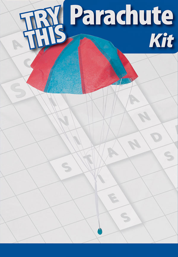 TRY THIS: Parachute Kit