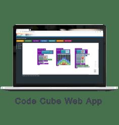 Code Cube Web App